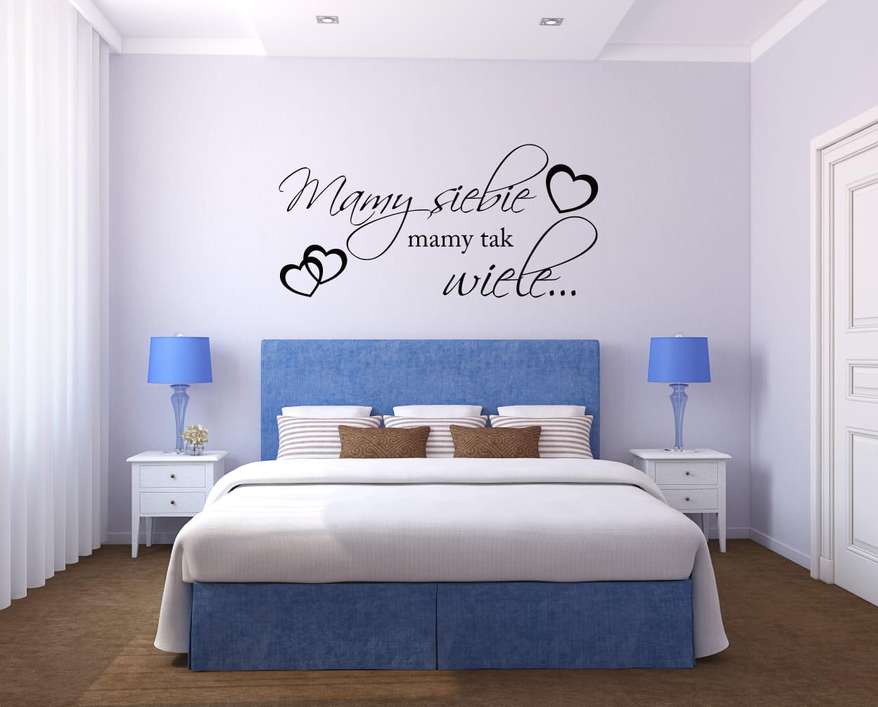 Naklejka Na ścianę Do Sypialni Cytat 141